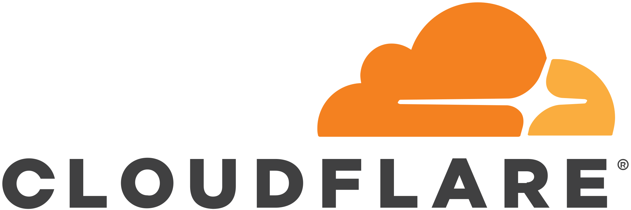 Cloudflare logo 2 - Cloudflare Logo