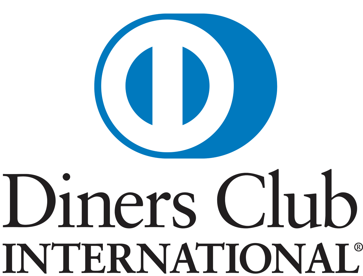 Diners Club logo.