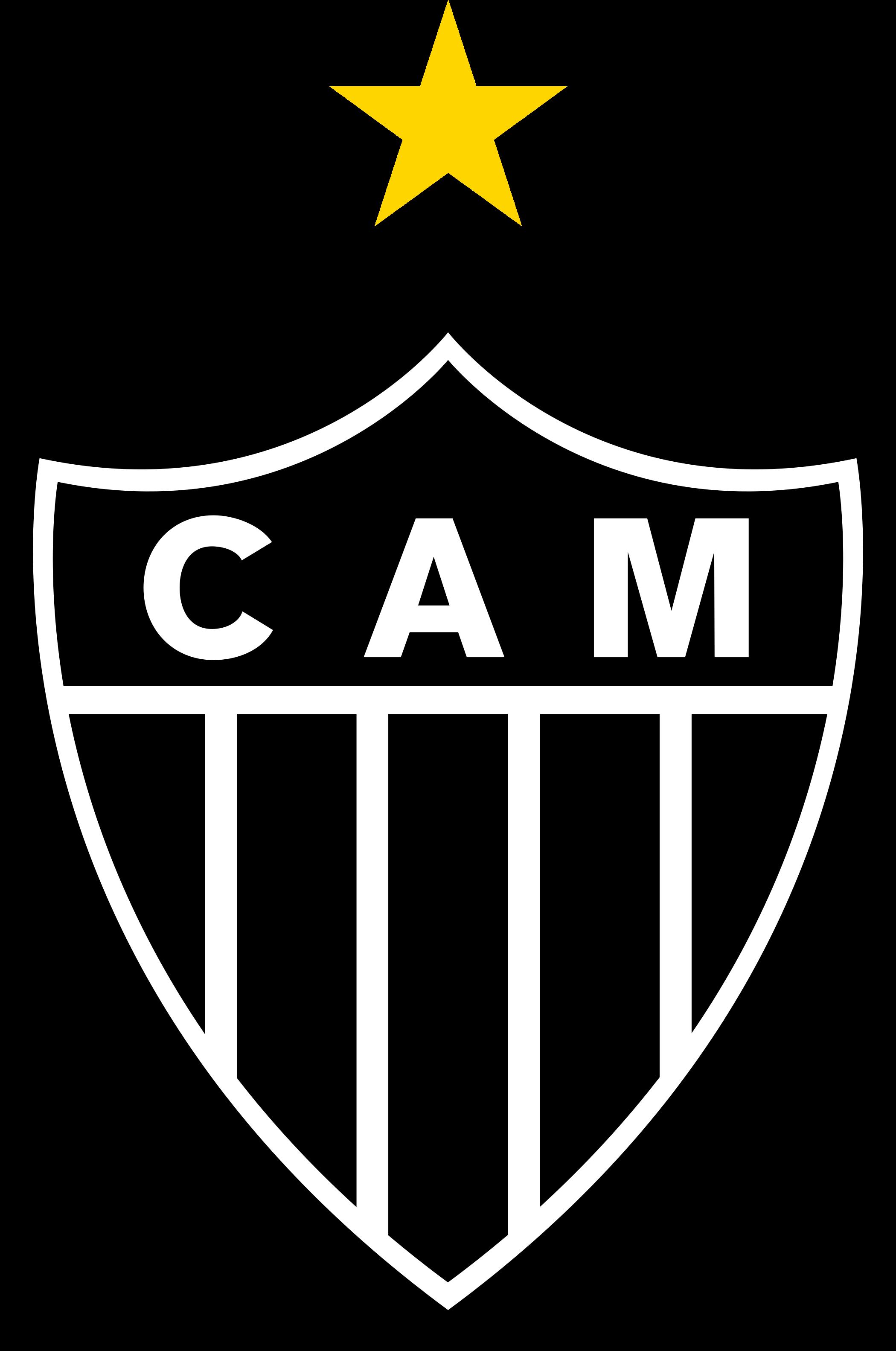 atletico mineiro logo escudo 2 - Atlético Mineiro Logo