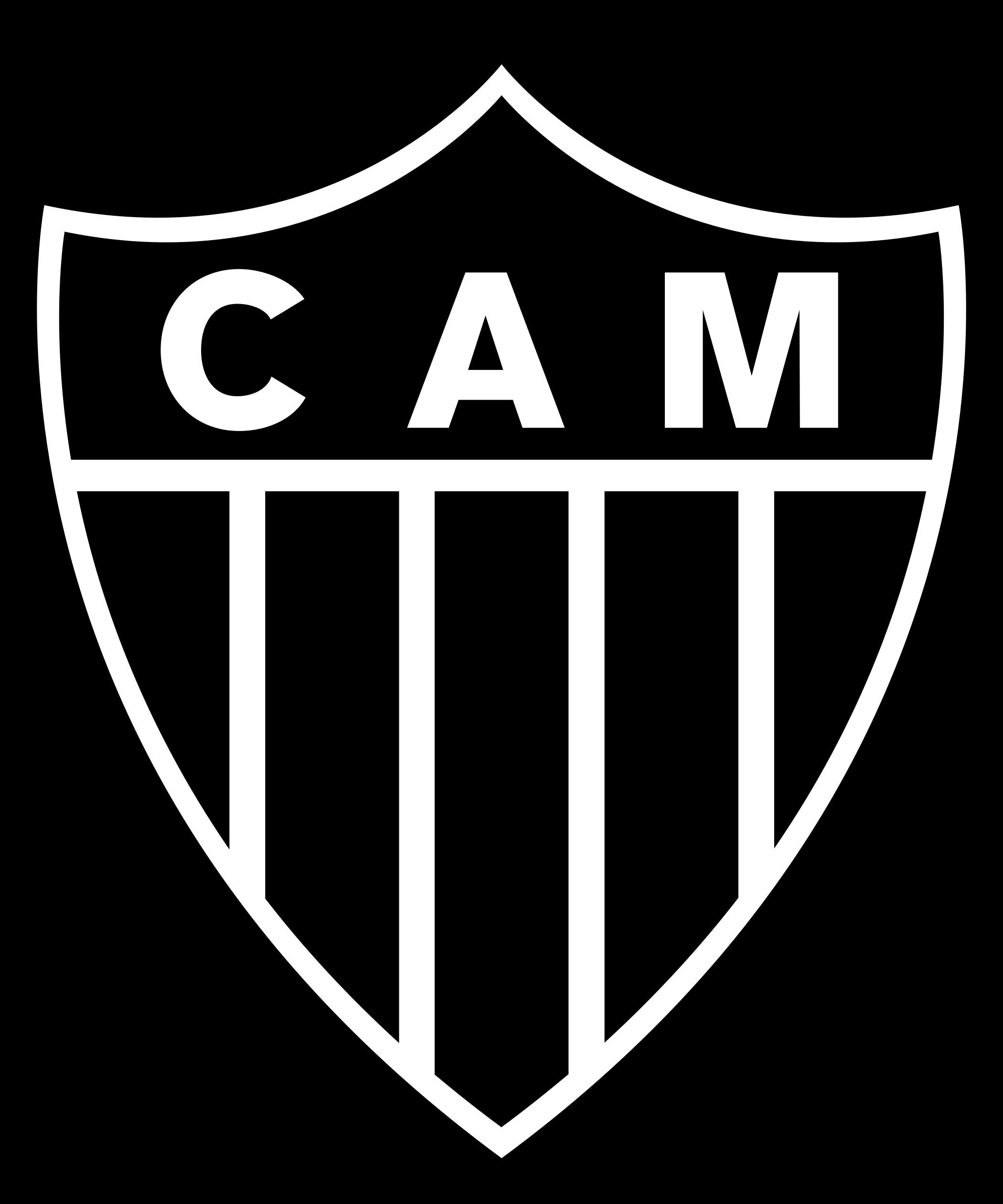 atletico mineiro logo escudo 3 - Atlético Mineiro Logo