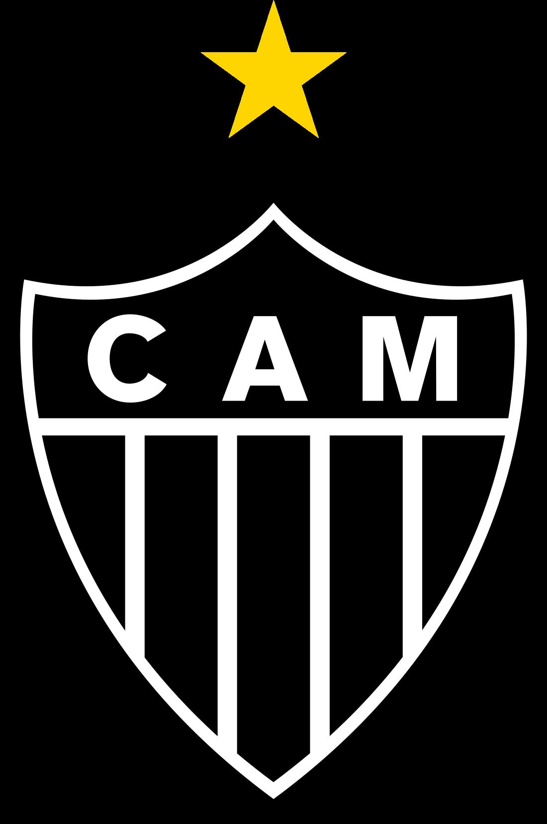 atletico mineiro logo escudo 6 - Atlético Mineiro Logo