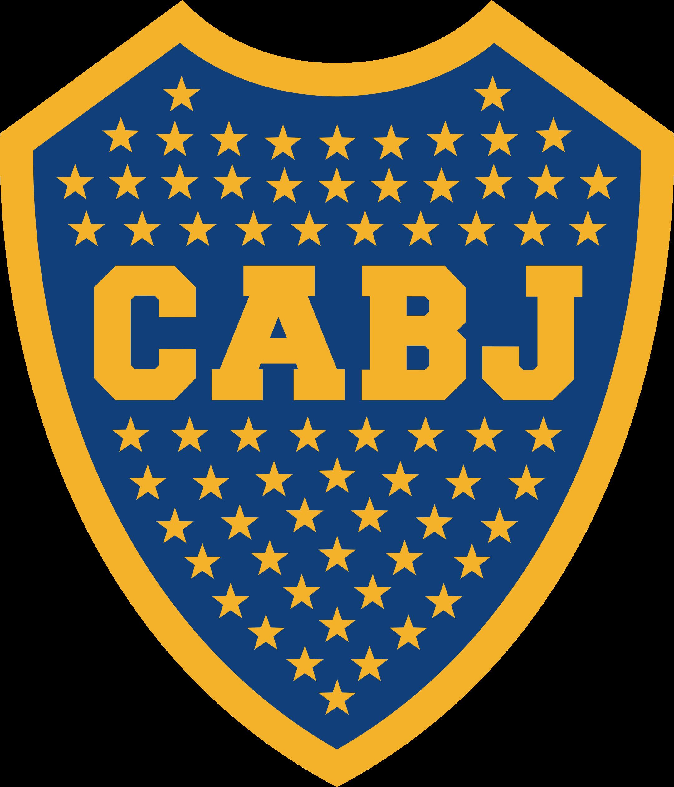 boca juniors logo escudo 1 1 - Boca Juniors Logo