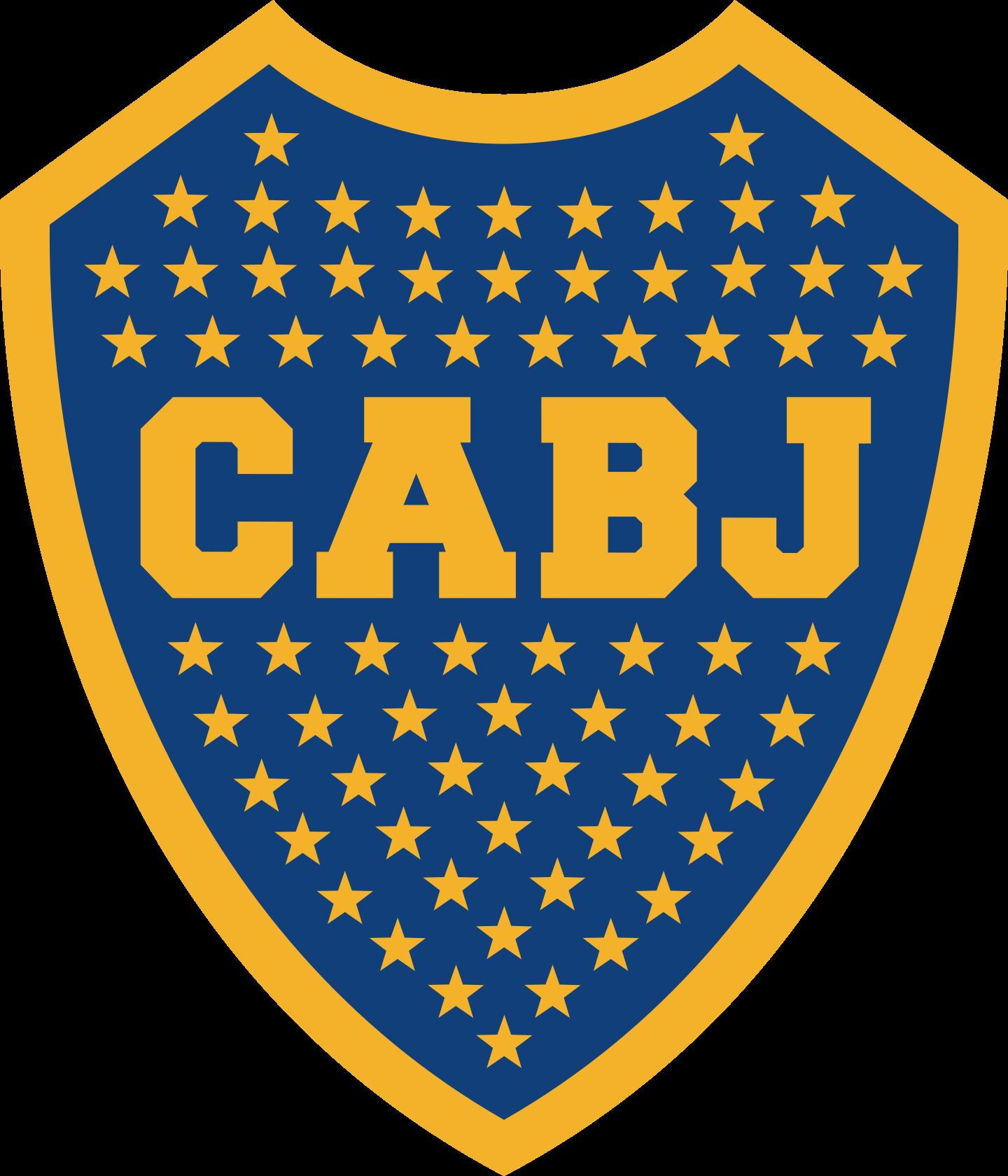 boca juniors logo escudo 2 1 - Boca Juniors Logo - Escudo