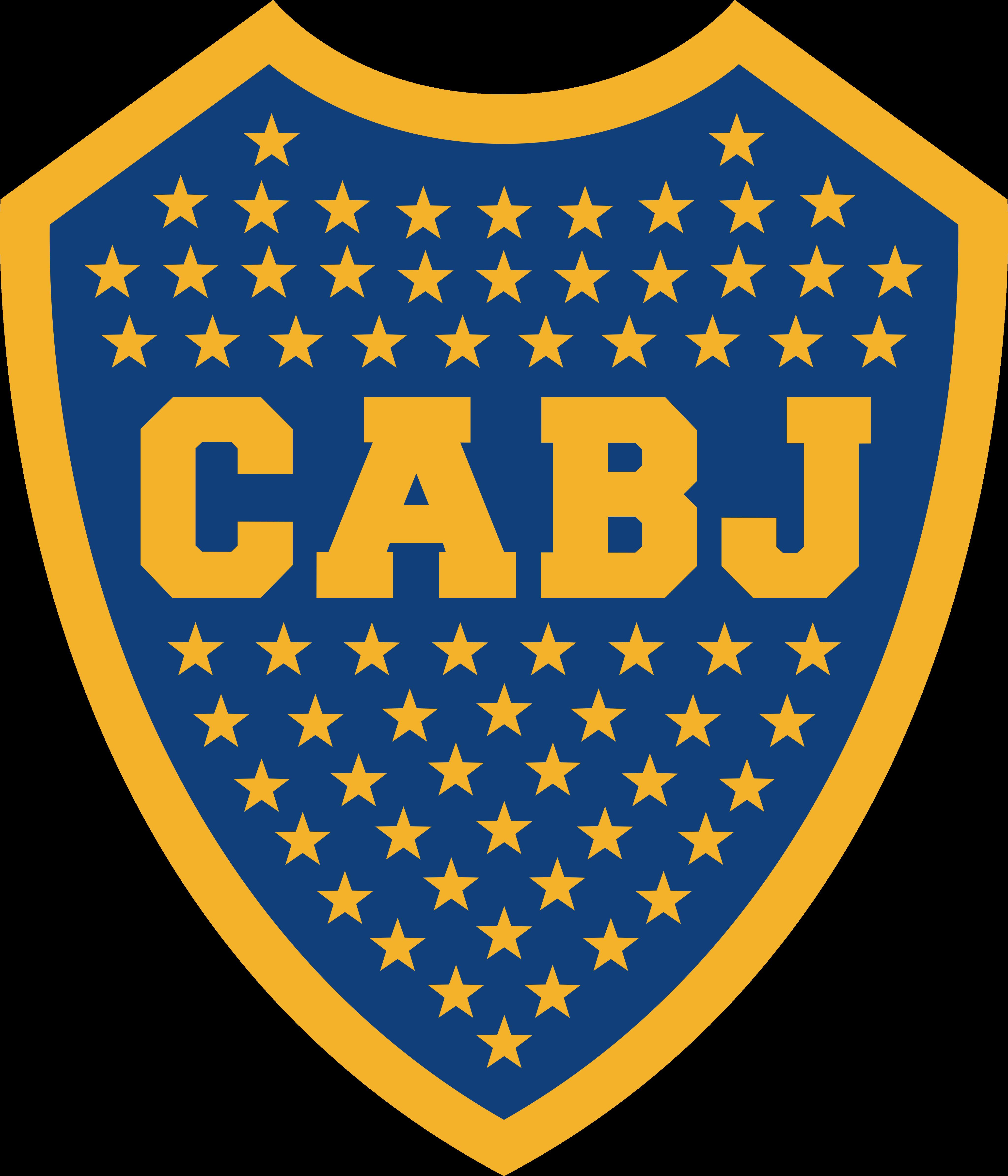 boca juniors logo escudo 7 - Boca Juniors Logo