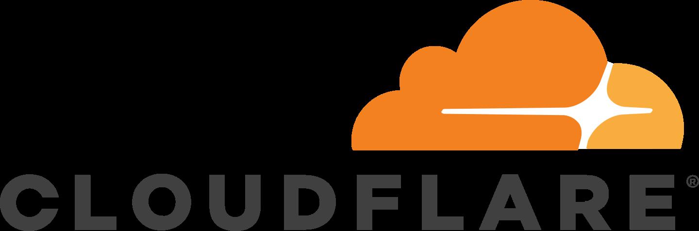cloudflare logo 2 1 - Cloudflare Logo