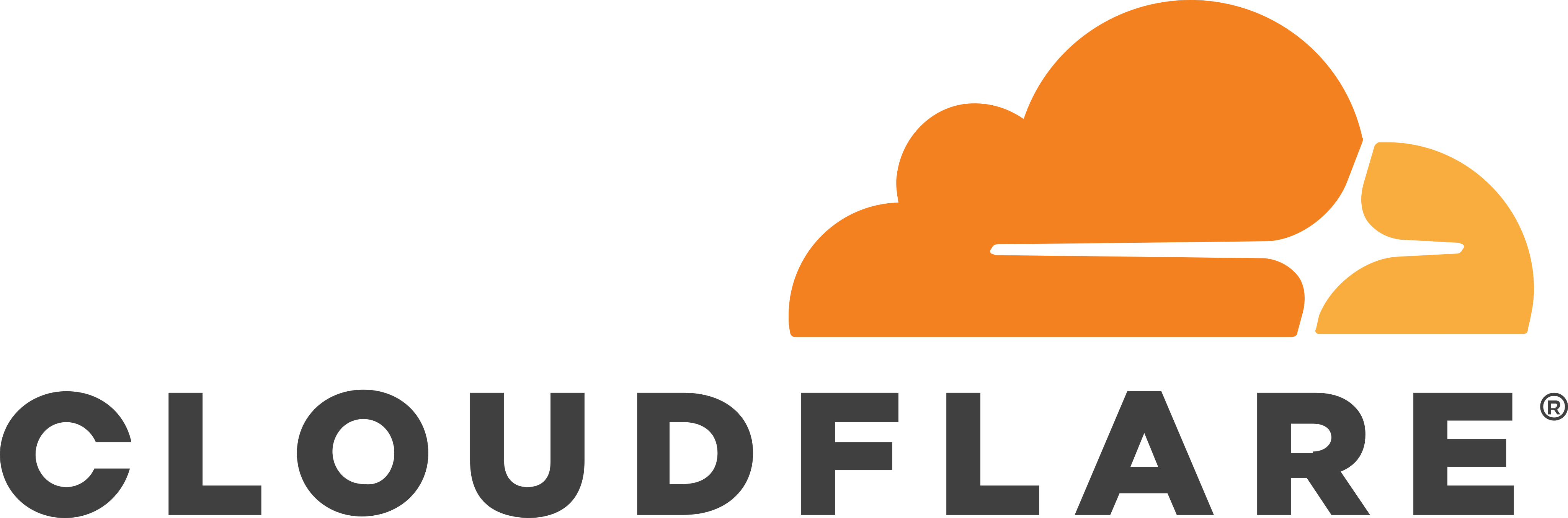 cloudflare logo 7 - Cloudflare Logo