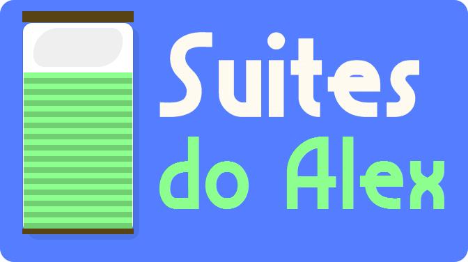 Suites do Alex alugar casa paraty.