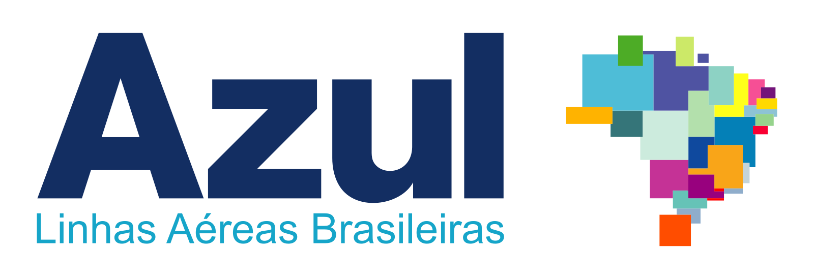azul airlines logo.