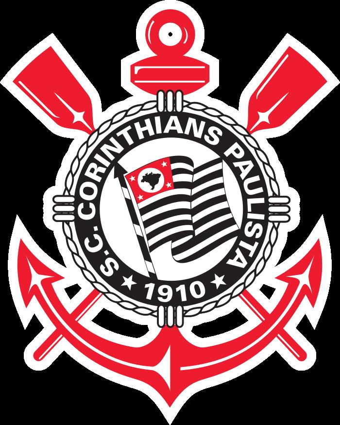 Corinthians logo escudo 4 - Corinthians Logo - Escudo