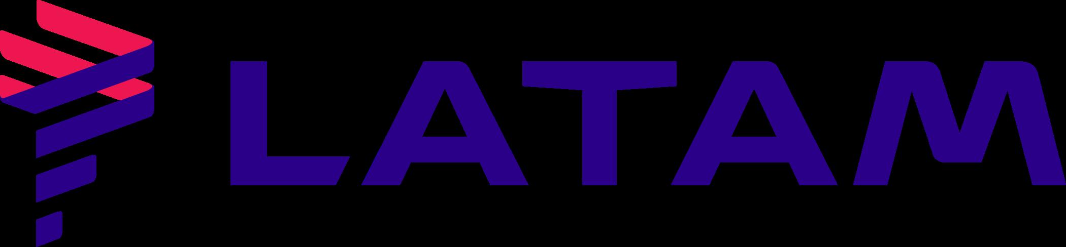 Latam logo 2 - Latam Airlines Logo