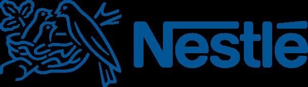 Nestlé Logo.