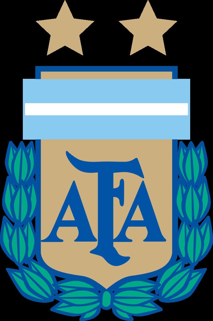 afa seleccion argentina futbol logo 3 - AFA - Selección Argentina Logo