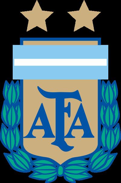 afa seleccion argentina futbol logo 4 - AFA - Selección Argentina Logo