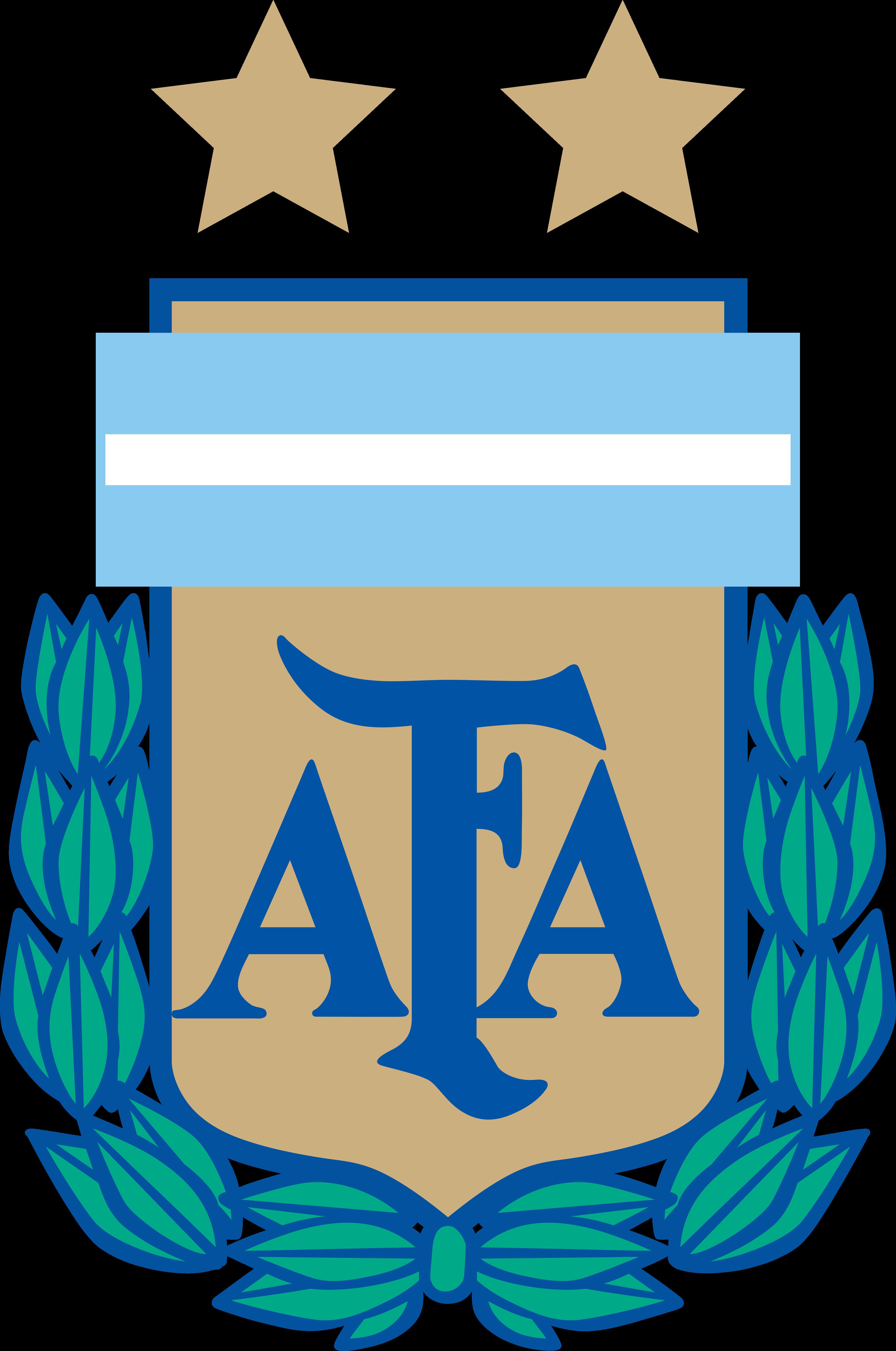 afa seleccion argentina futbol logo - AFA - Selección Argentina Logo