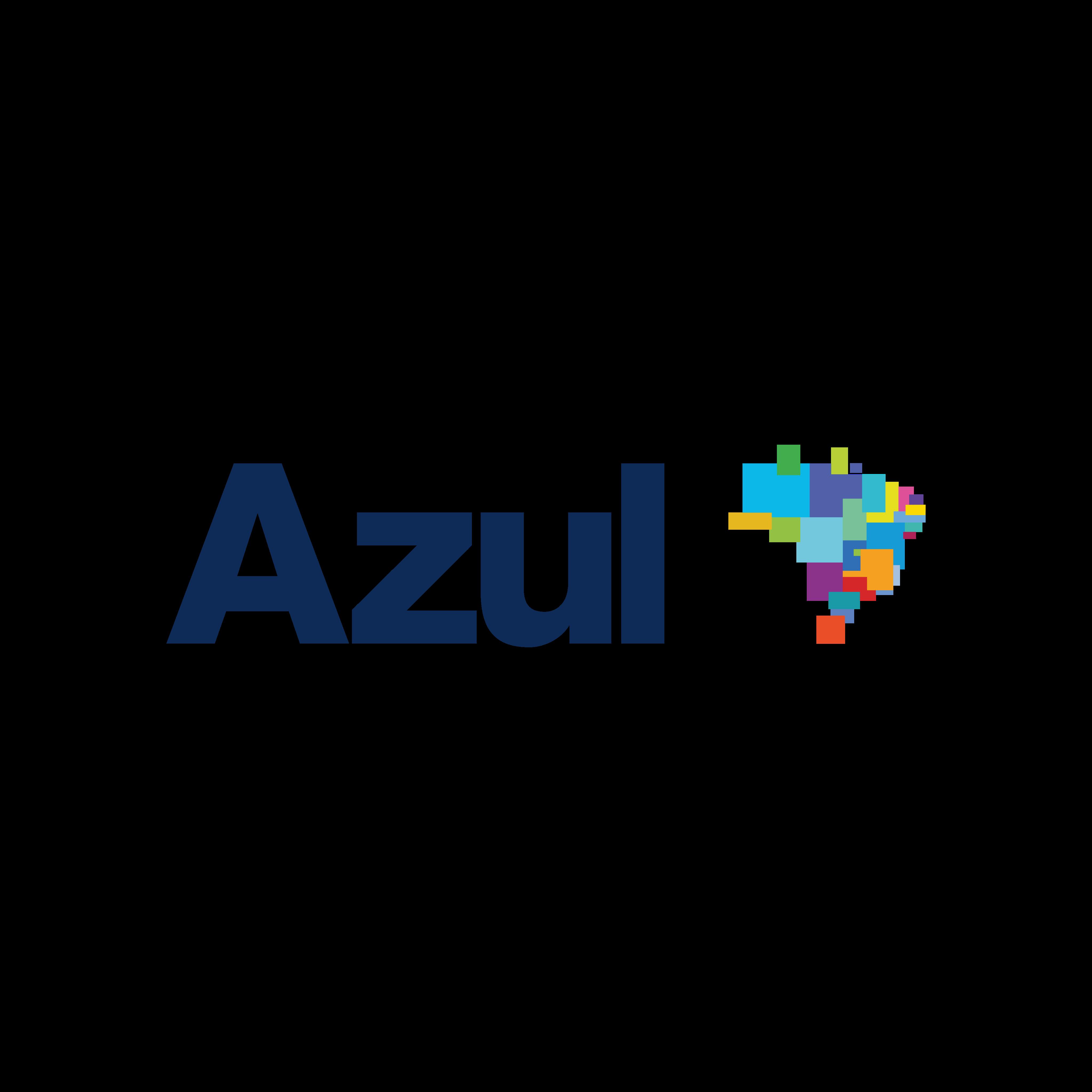 azul logo 0 - Azul Logo - Azul Linhas Aéreas Logo