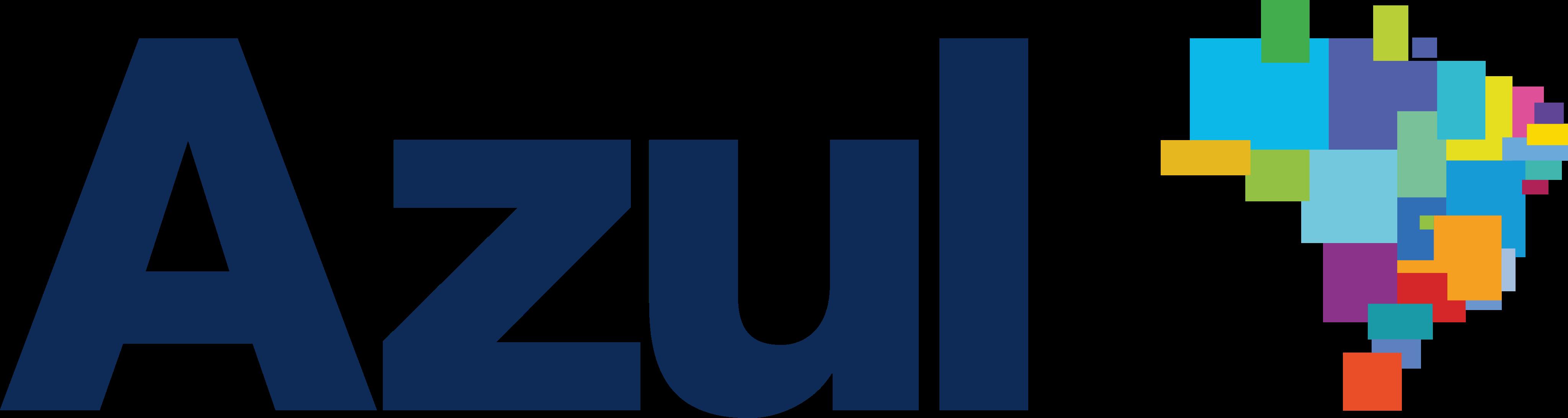 azul logo 01 - Azul Logo - Azul Linhas Aéreas Logo