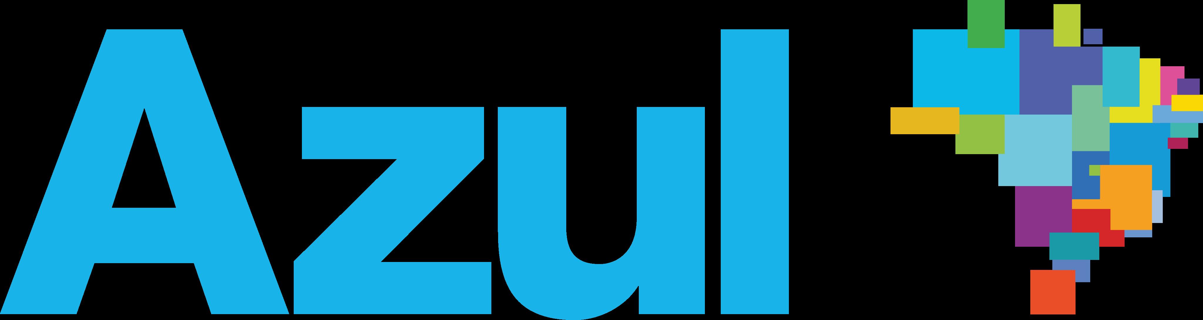 azul logo 02 - Azul Logo - Azul Linhas Aéreas Logo