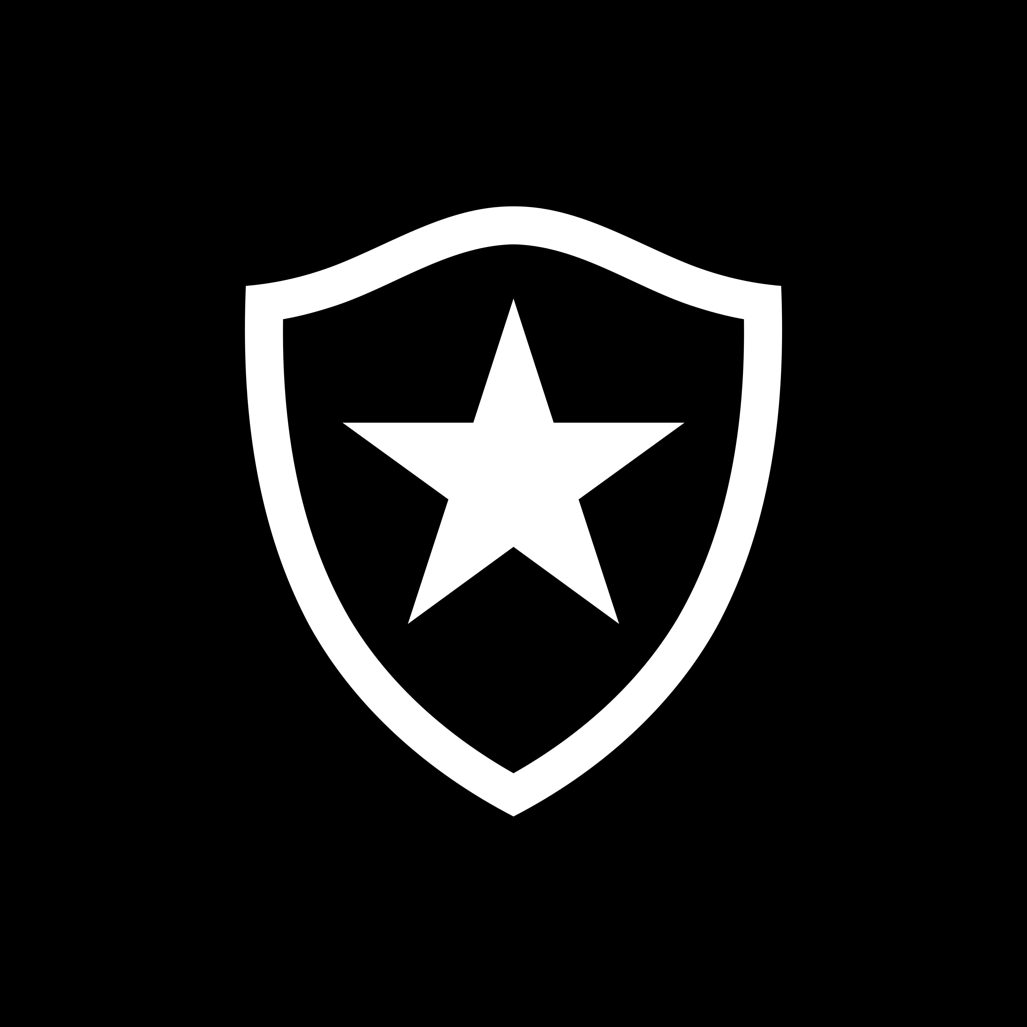 botafogo logo 0 - Botafogo Logo - Escudo