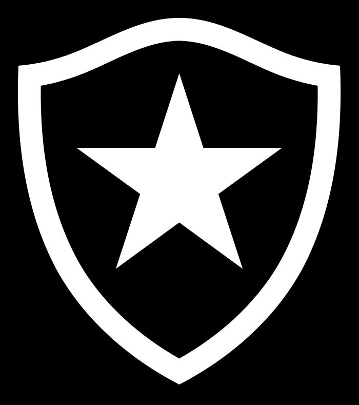 botafogo logo escudo 4 - Botafogo Logo - Escudo