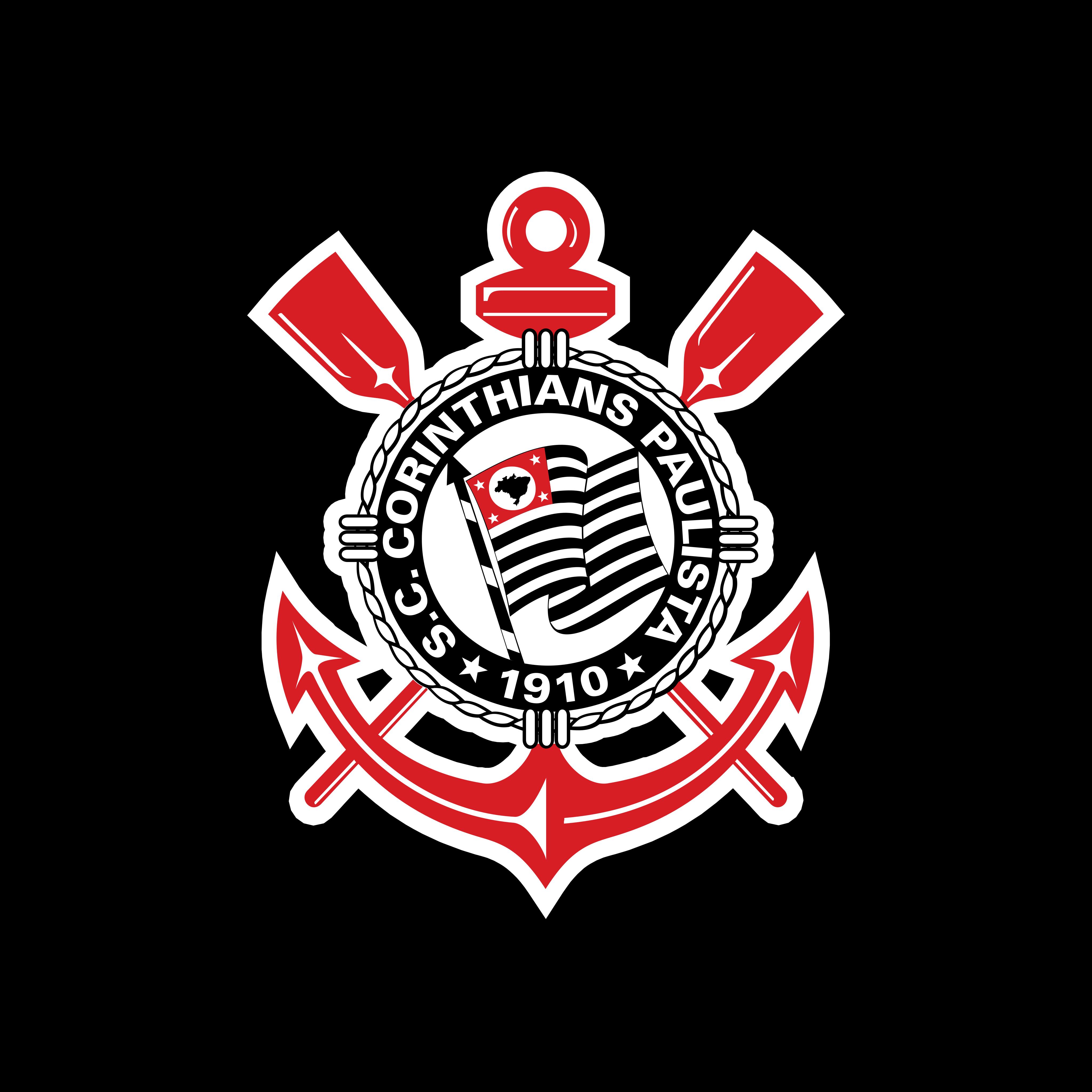 corinthians logo 0 - Corinthians Logo - Escudo