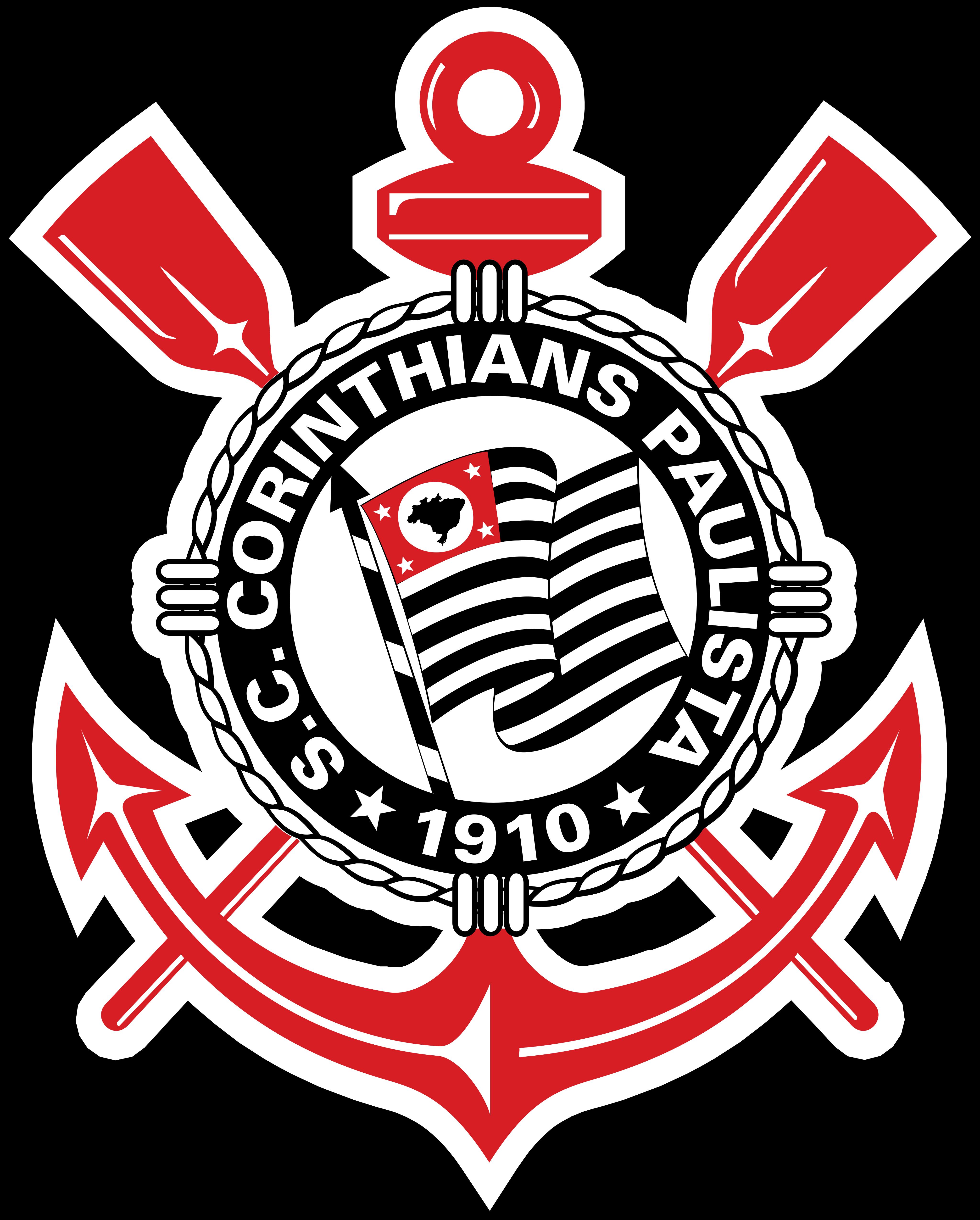 corinthians logo 01 - Corinthians Logo - Escudo