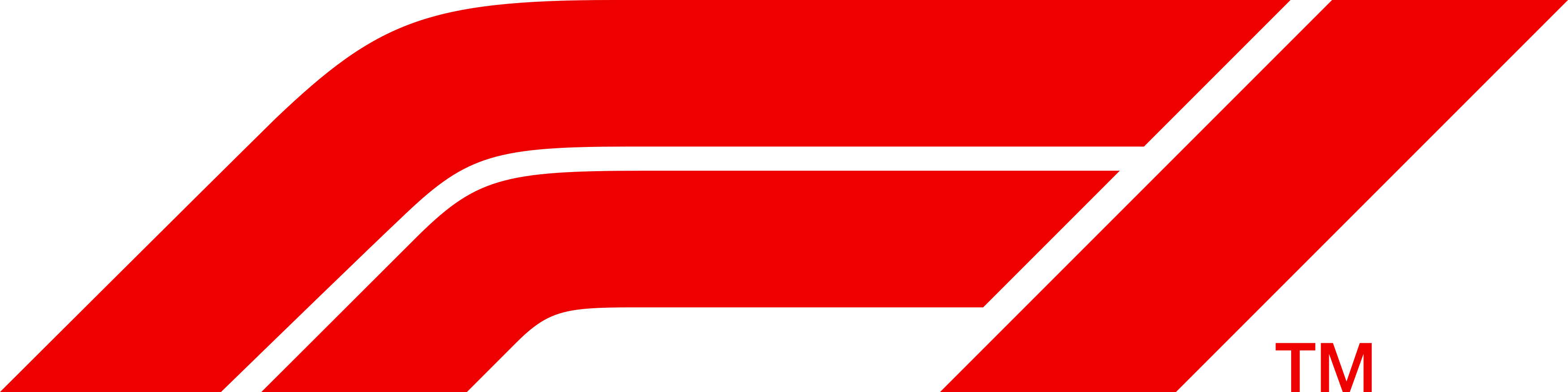 F1 Formula 1 Logo.