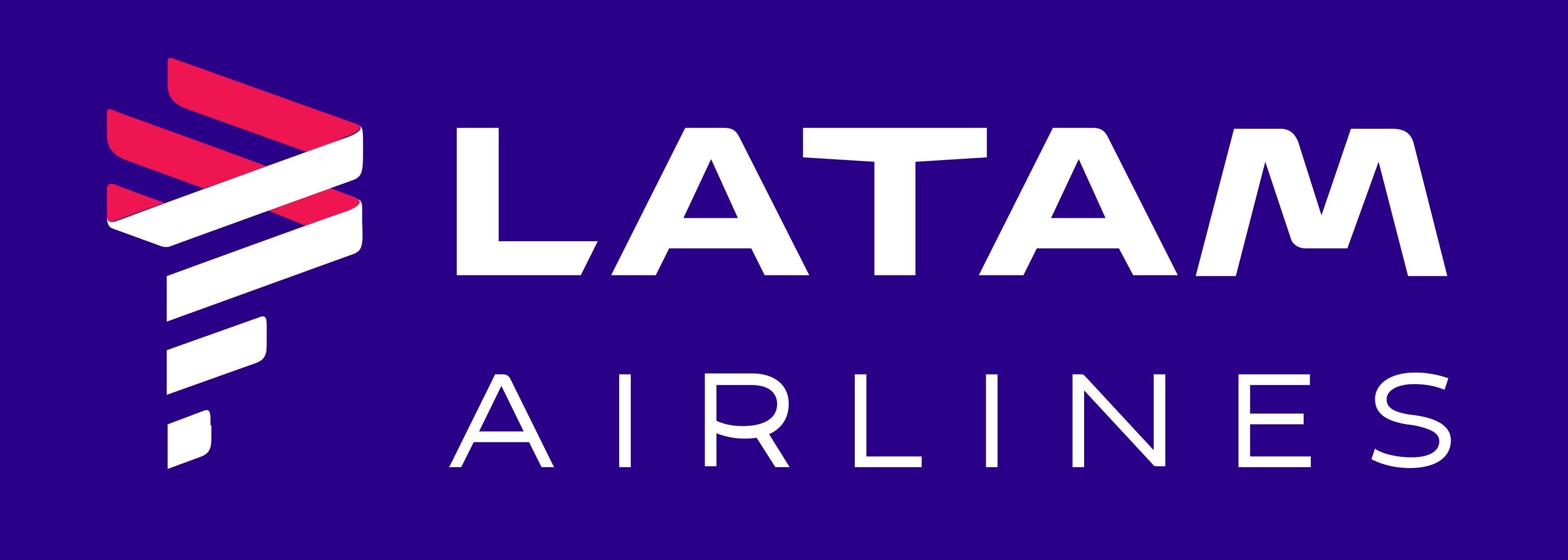 latam logo 1 - Latam Airlines Logo