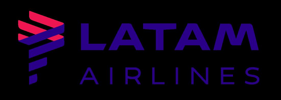 latam logo 16 - Latam Airlines Logo