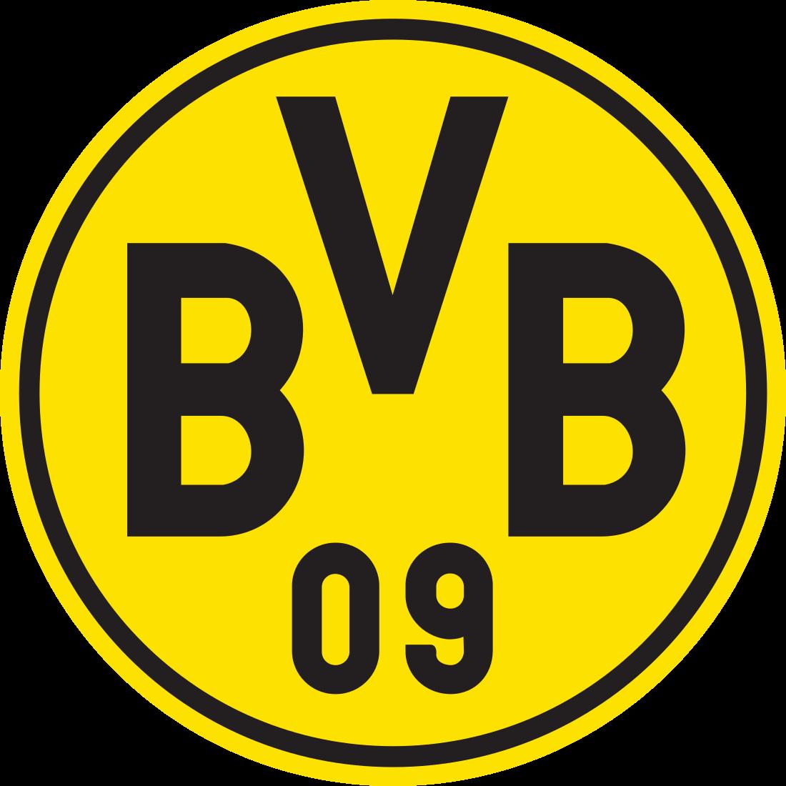 Borussia Dortmund Logo- Escudo - PNG e Vetor - Download de ...