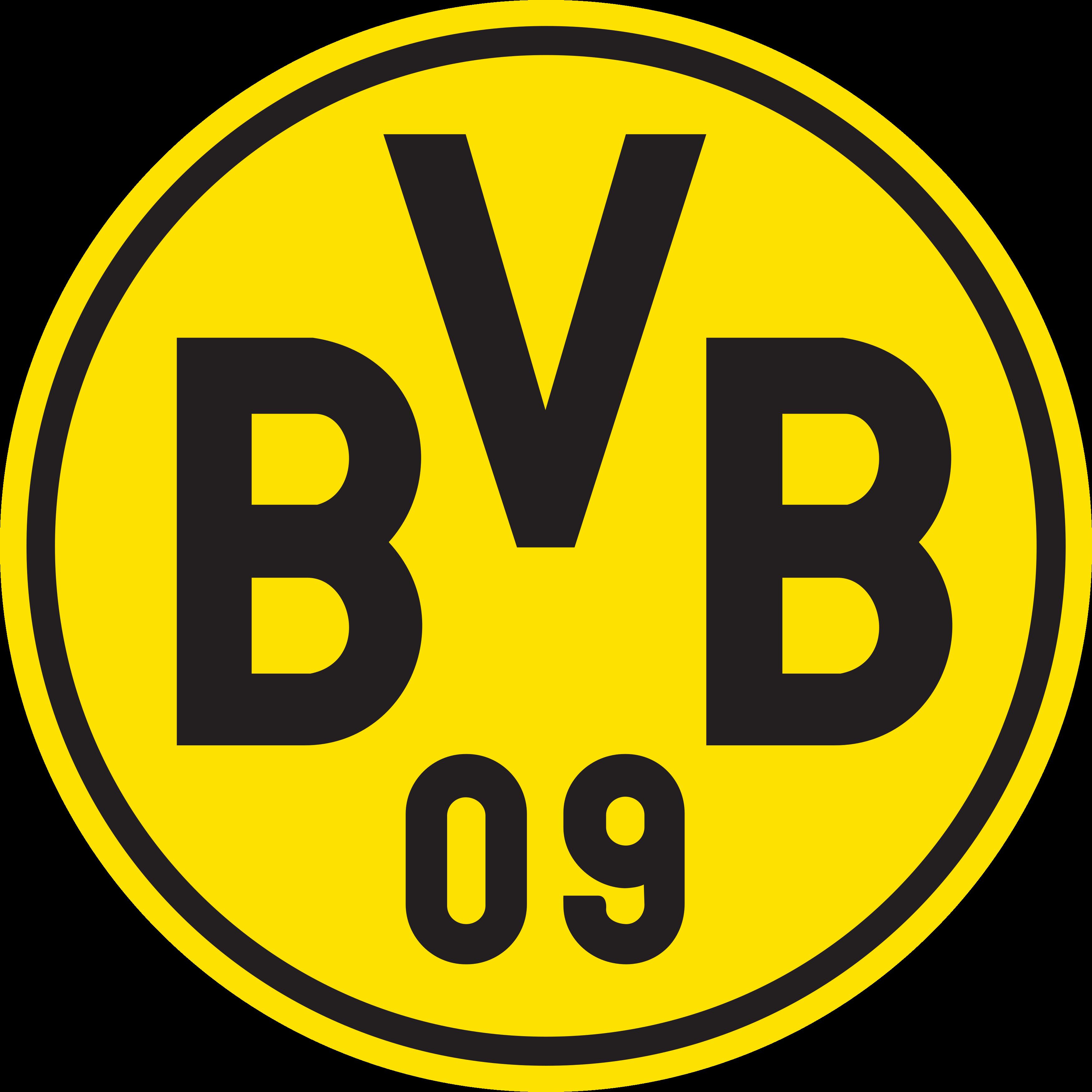 Borussia Borussia logo, escudo, shield.