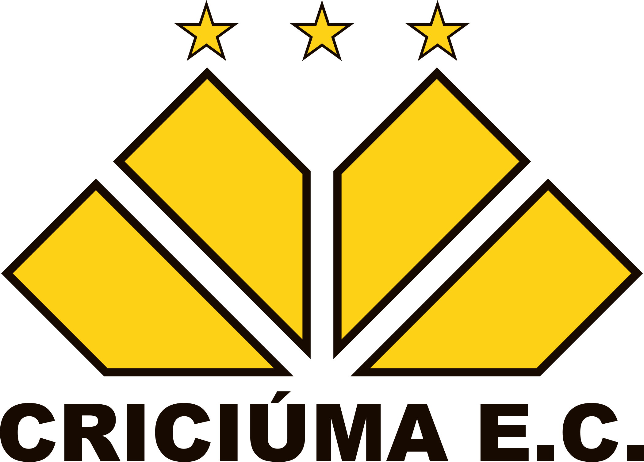 Criciuma logo escudo 2 - Criciúma Logo