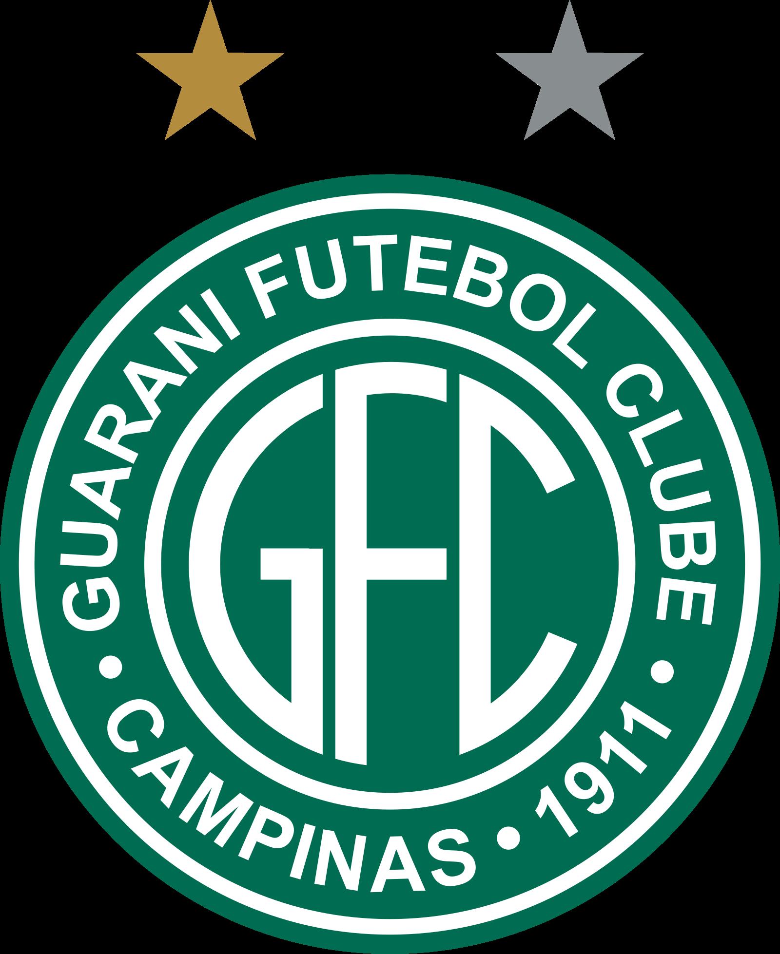 Guarani fc logo esudo 4 - Guarani FC Logo - Brasil
