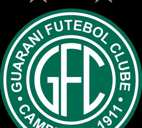 Guarani FC logo, escudo.