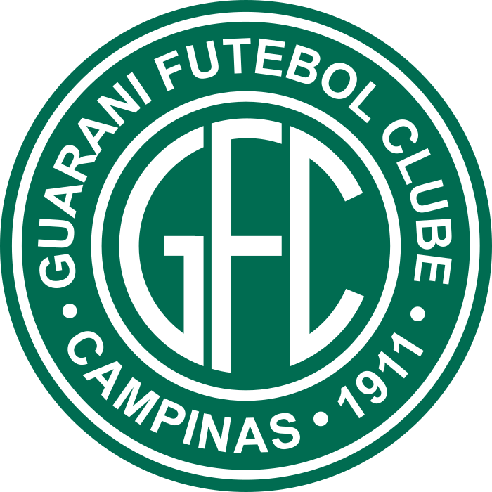 Guarani fc logo esudo 9 - Guarani FC Logo - Brasil