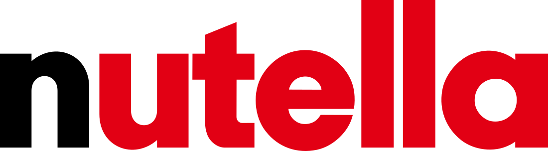 Nutella Logo.