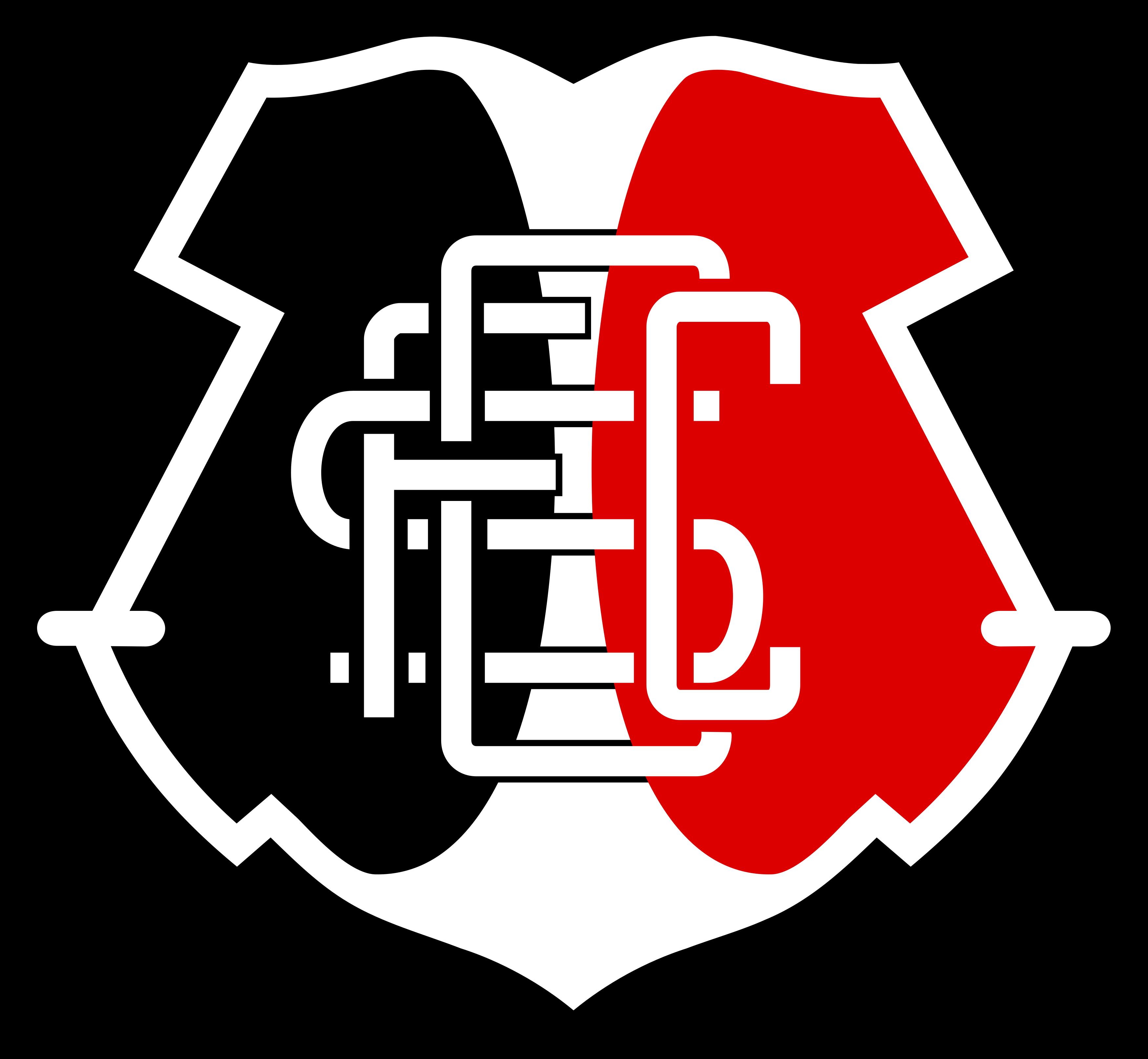 Santa Cruz FC Logo, Escudo.
