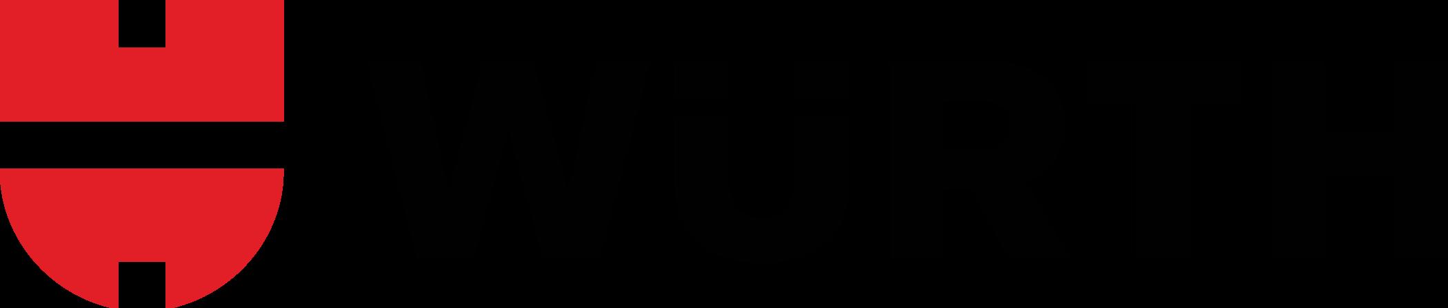 Würth logo 1 - Wurth Logo