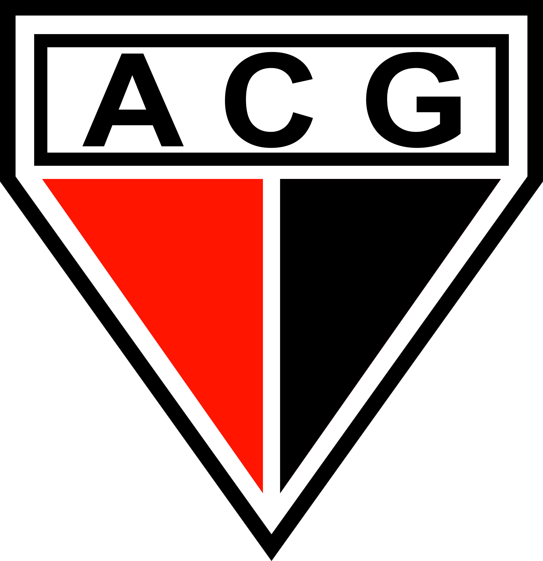 atletico go logo escudo 1 - Atlético Goianiense Logo