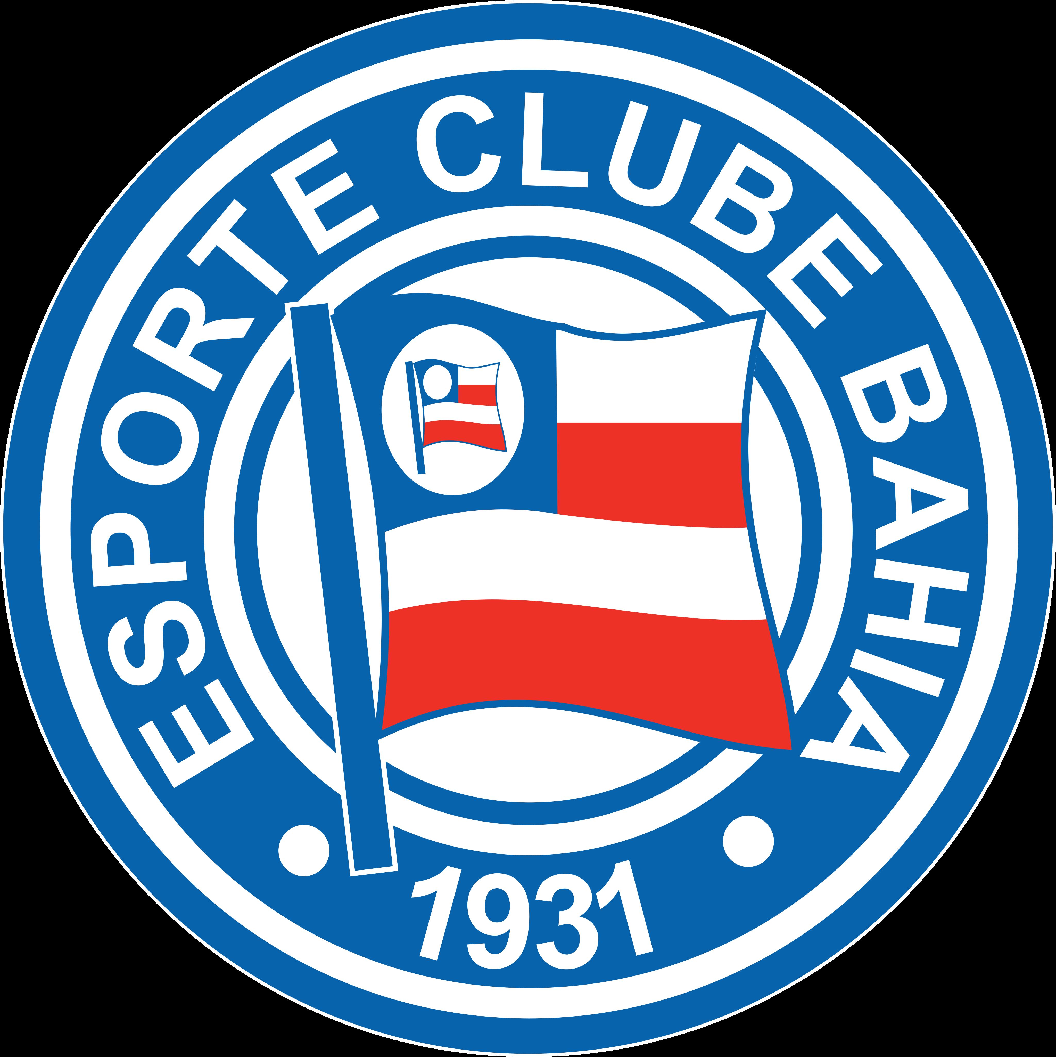 bahia ec logo 01 - E C Bahia Logo