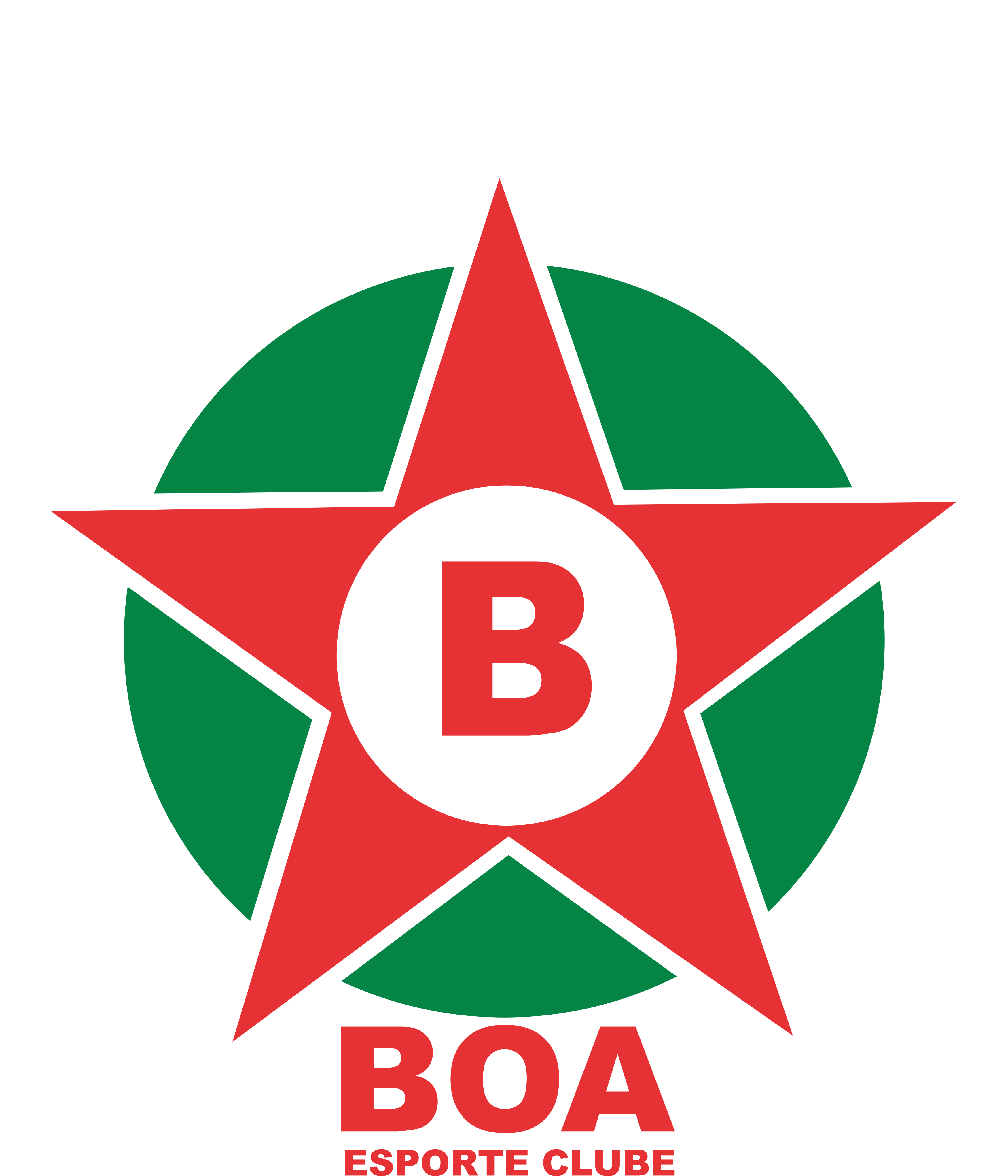 Boa Esporte Clube Logo, Escudo.