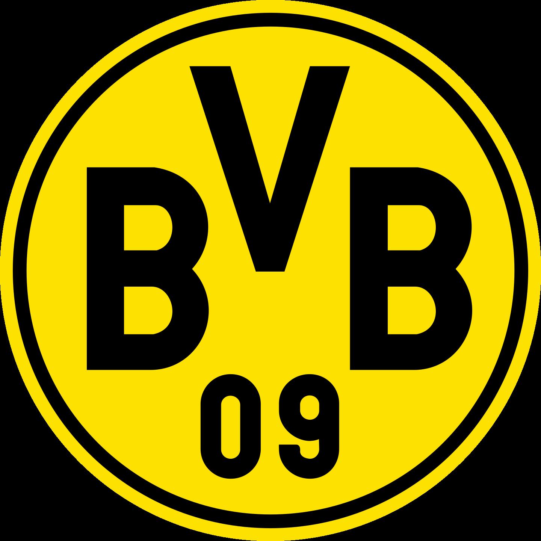 bvb borussia dortmund logo 2 - Borussia Dortmund Logo
