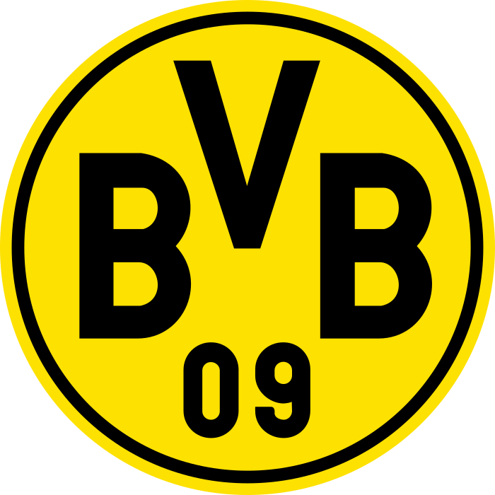 bvb borussia dortmund logo 3 - Borussia Dortmund Logo