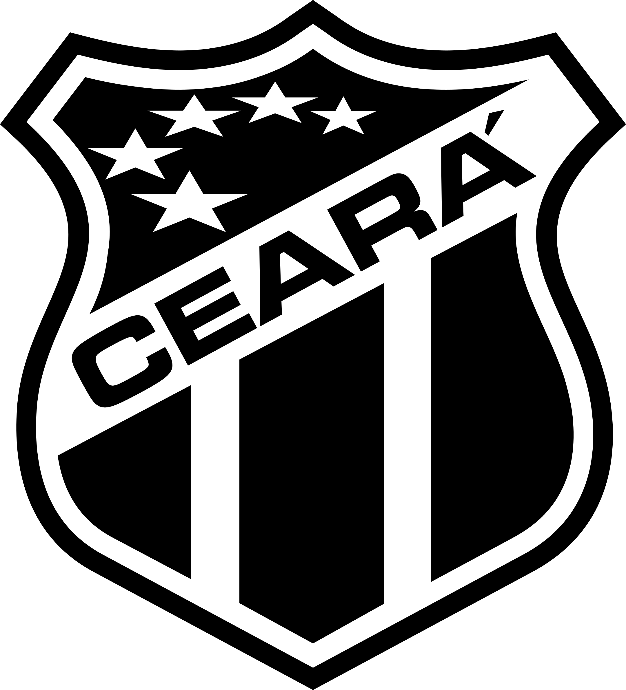 ceara logo 1 - Ceará SC Logo