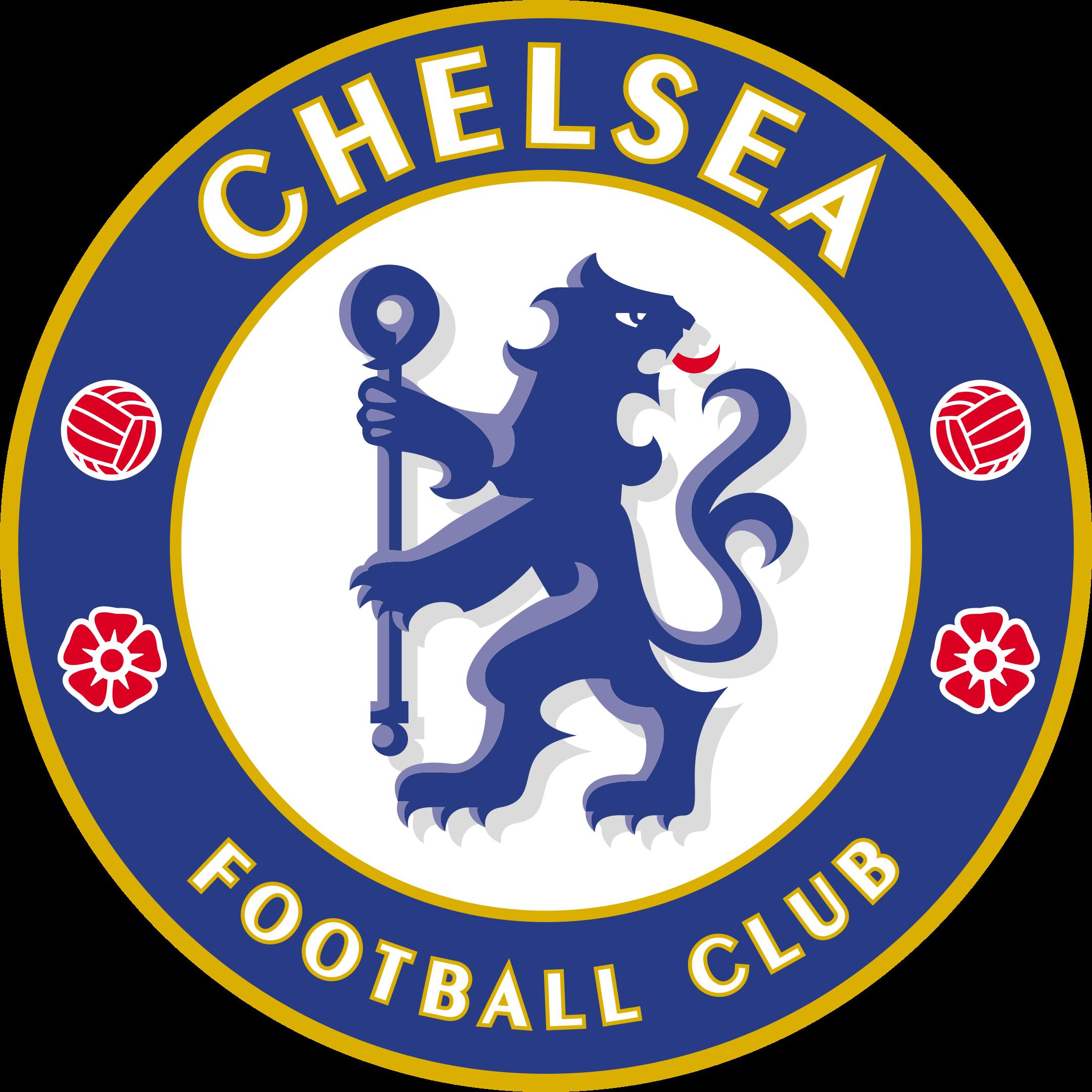 chelsea fc logo 1 - Chelsea FC Logo