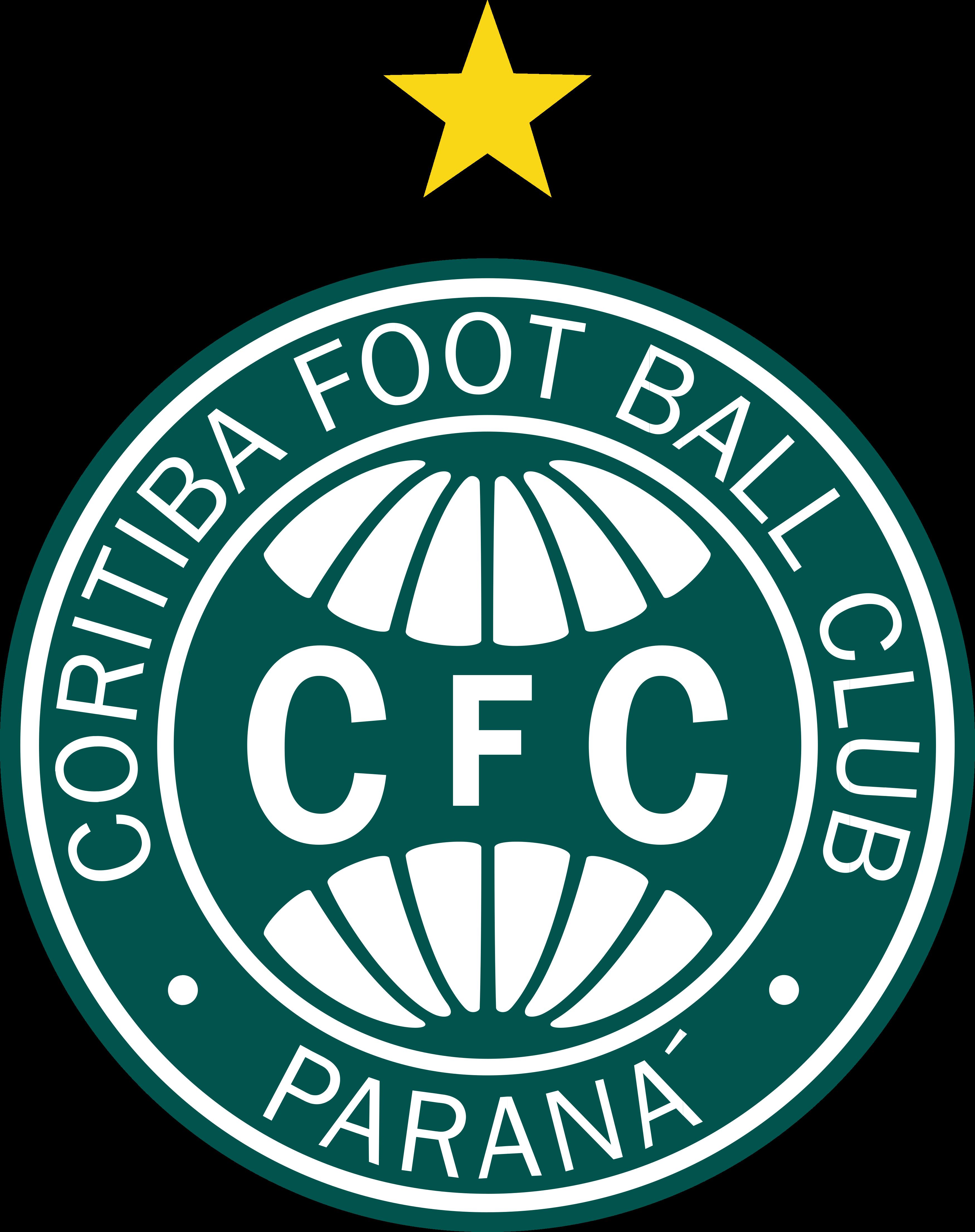 coritiba logo escudo 1 - Coritiba FC Logo