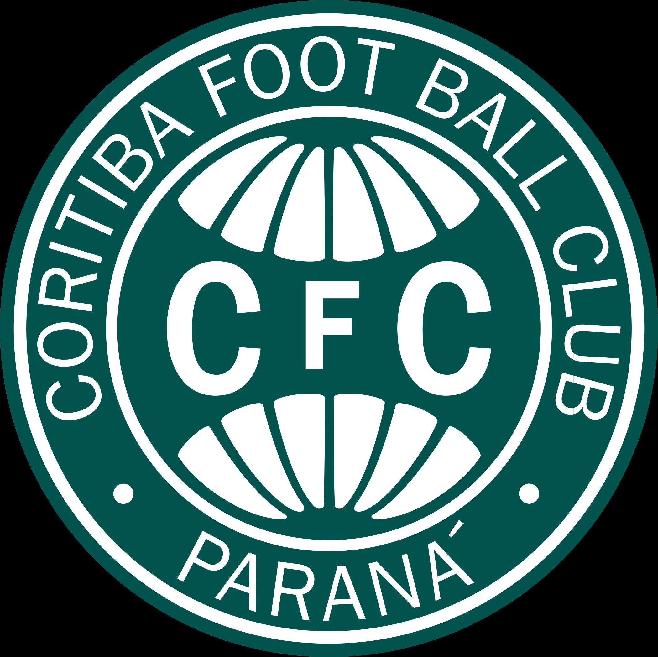 coritiba logo escudo 2 - Coritiba FC Logo