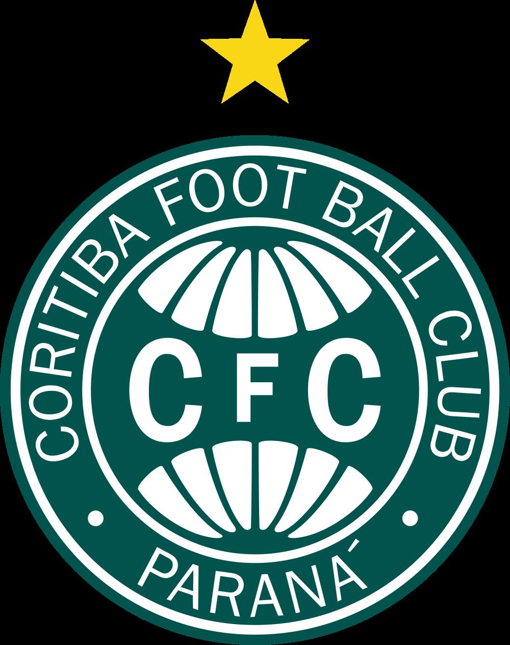 coritiba logo escudo 9 - Coritiba FC Logo