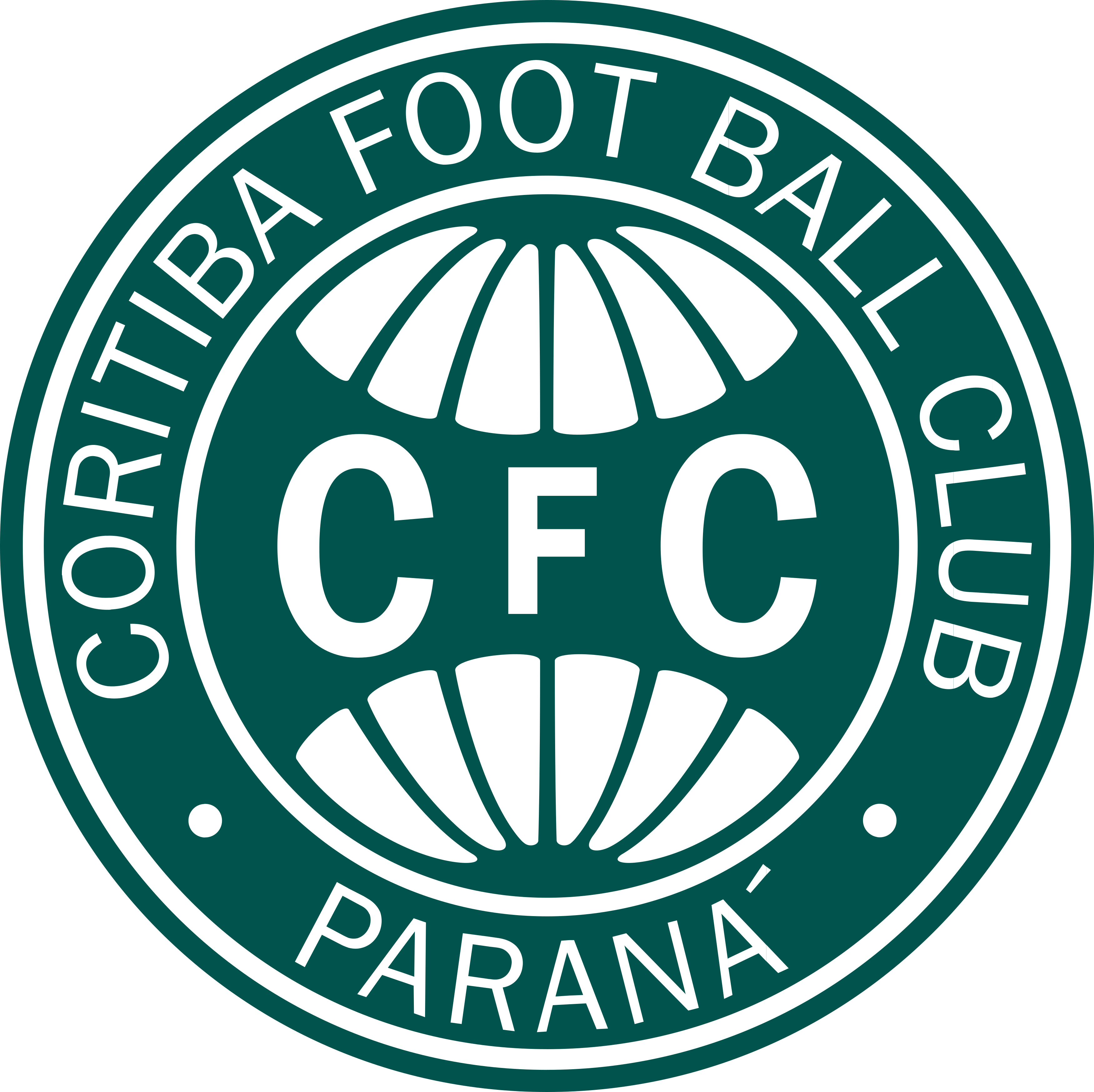 coritiba logo escudo - Coritiba FC Logo