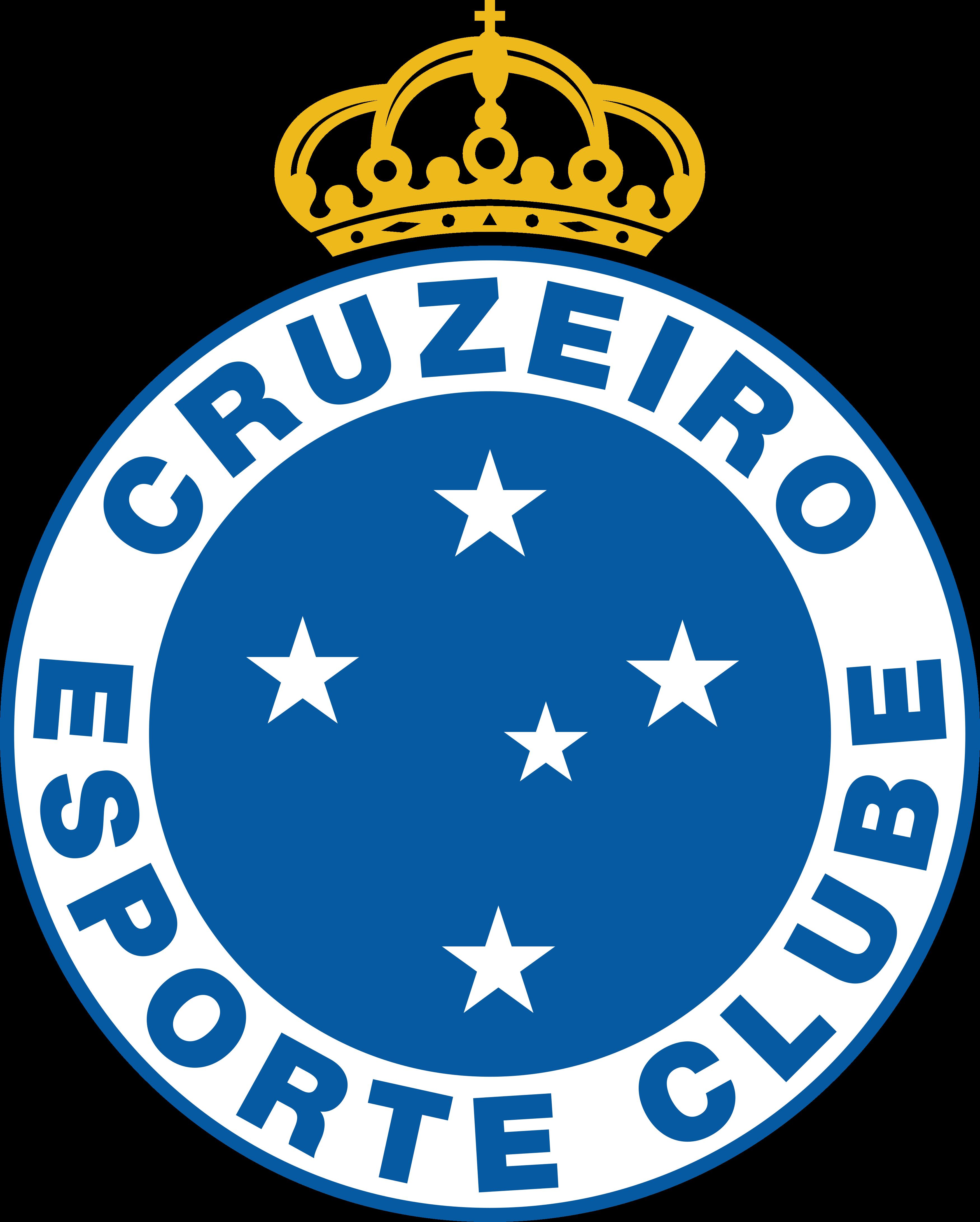 cruzeiro logo escudo  - Cruzeiro EC Logo