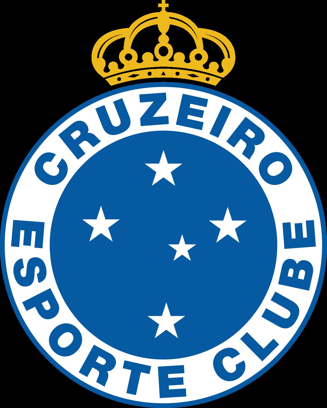 cruzeiro logo escudo 10  - Cruzeiro EC Logo